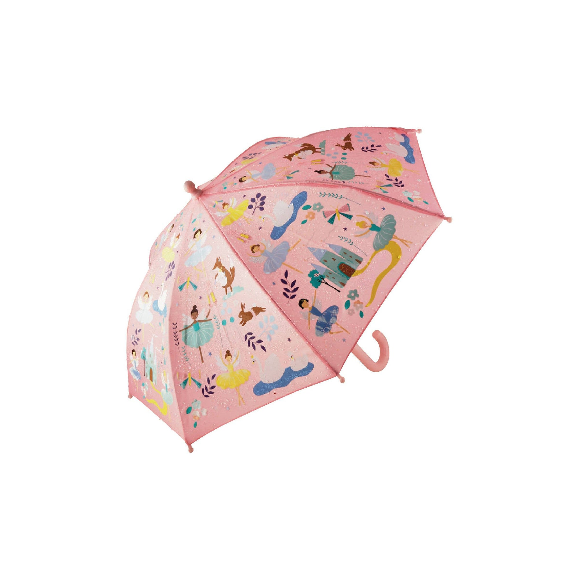 Enchanted Colour Changing Pink Umbrella
