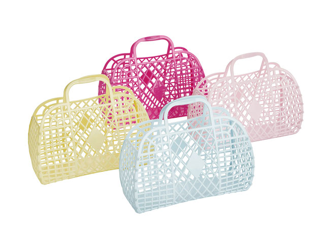 Large Retro Baskets