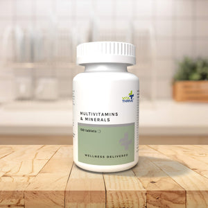VitaThrive® Multivitamin & Mineral Tablets 100% NRV
