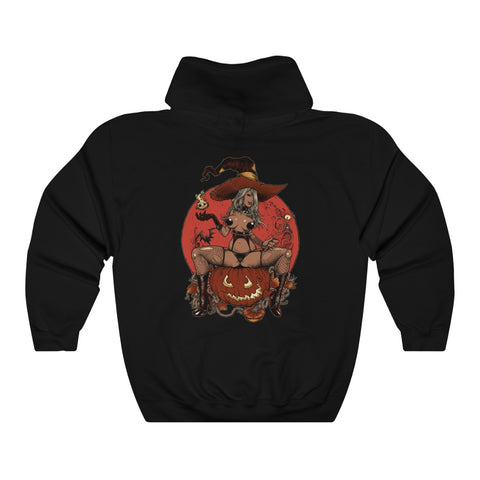 """Season of the Red Witch"" Hoodie"
