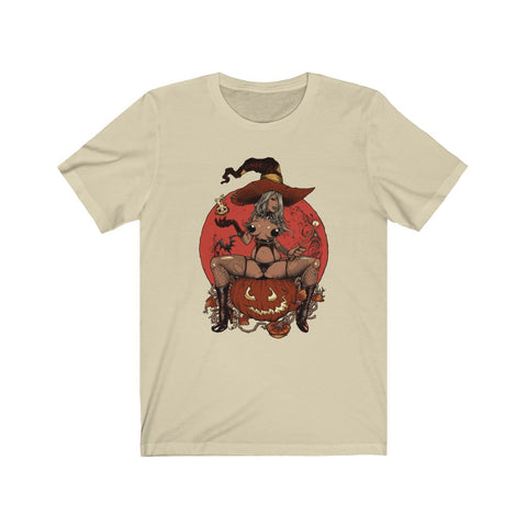"""Season of the Red Witch"" T-shirt"