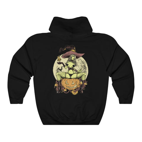"""Season of the Green Witch"" Hoodie"