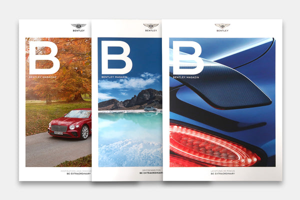 Bentley Magazine | 2017-2019