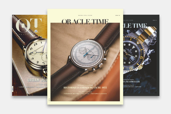 Oracle Time | Luxury Watches Magazine