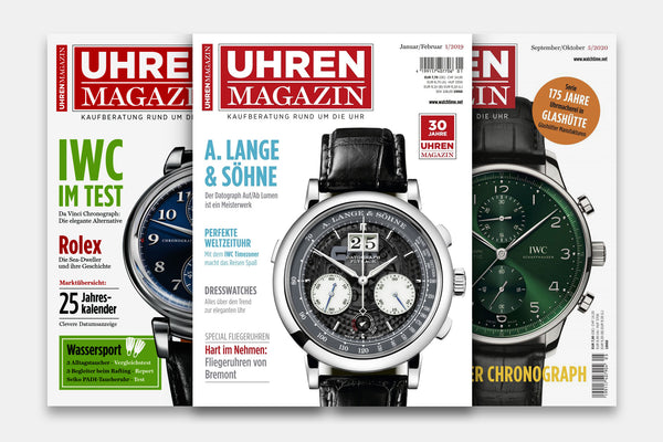Uhren-Magazin (Watch Magazine) | Buying advice around the watch