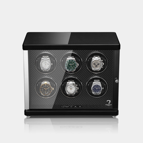 Watch Winder for 6 watches | Modalo.com