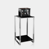 Side table black / stainless steel - MODALO GmbH