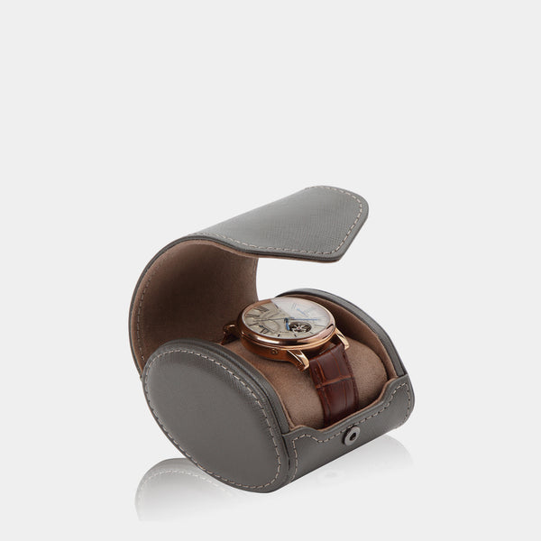 Watchcase Aquila for 1 watch Grey - MODALO GmbH