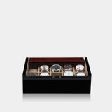 Lucia 10 Piece Watch Box Makassar - MODALO GmbH