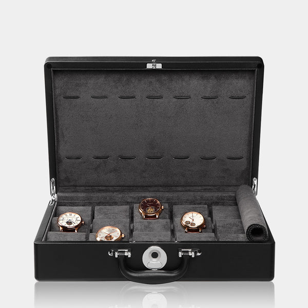 Watch case Envoy for 15 Watches - MODALO GmbH