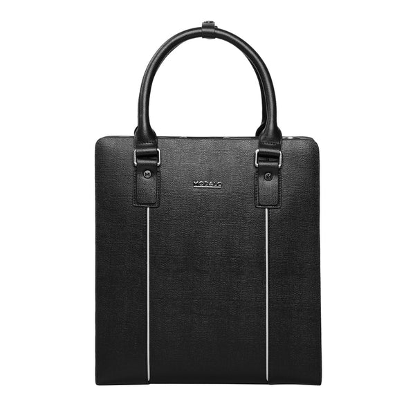 MODALO Business leather bag DUBAI Black (display model) - MODALO GmbH
