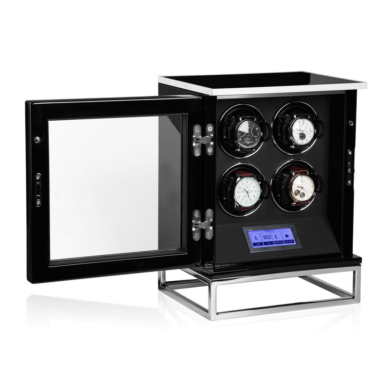 Watch Winder BARON for 4 watches (Discontinued model) - MODALO GmbH