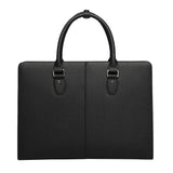 MODALO Business leather bag New York Black - MODALO GmbH