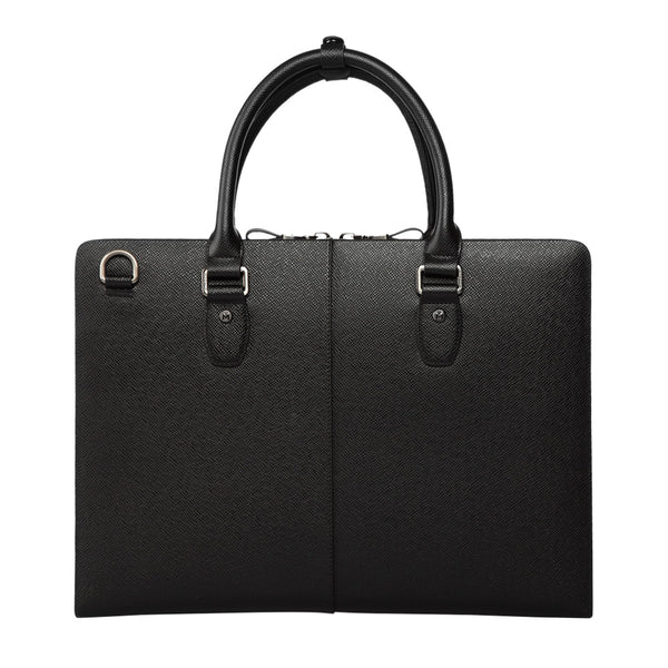 Kopie von MODALO Business leather bag Tokio Black - MODALO GmbH