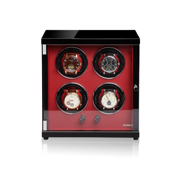 Watch winder Ambiente MV3 for 4 watches (Display model) - MODALO GmbH