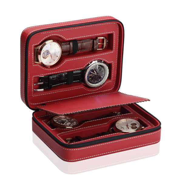 MODALO Watchcase for 4 watches - MODALO GmbH