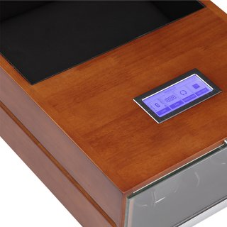 MODALO Drawer with Watch Winder for 2 watches - MODALO GmbH