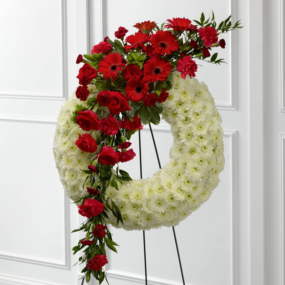 Hope & Honor Wreath