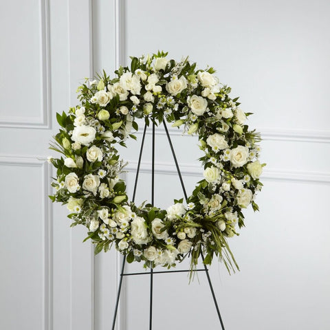 Tranquility Wreath