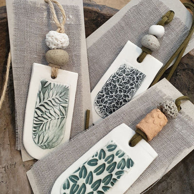 Ceramic Book Mark/Tag - pod&seed online