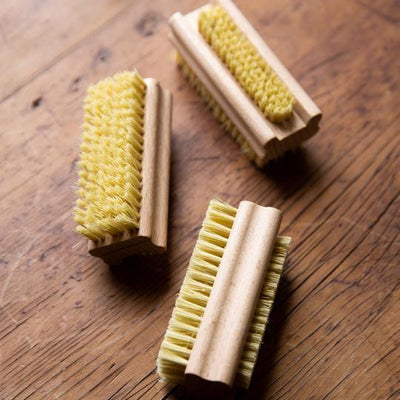Beechwood Nail Brush - pod&seed online