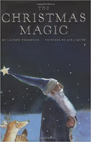 The Christmas Magic Hardcover – Picture Book
