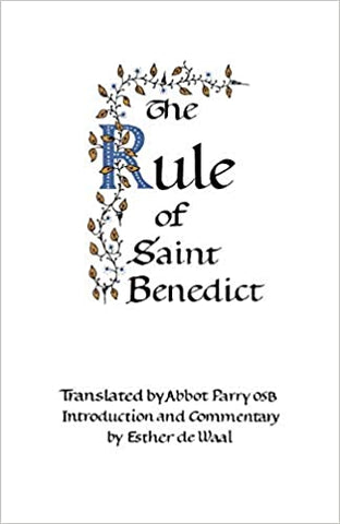 Rule of Saint Benedict (Paperback)