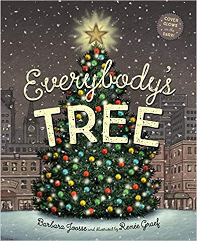 Everybody's Tree Hardcover  (Picture Book)