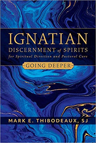 Ignatian Discernment of Spirits in Spiritual Direction and Pastoral Care: Going Deeper (Paperback)