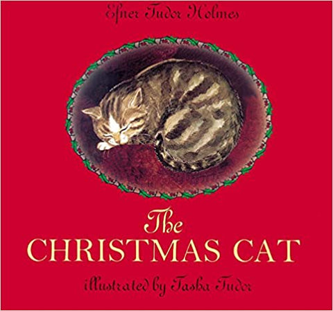 The Christmas Cat Paperback – Picture Book