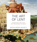 The Art of Lent: A Painting a Day from Ash Wednesday to Easter (Small Paperback)