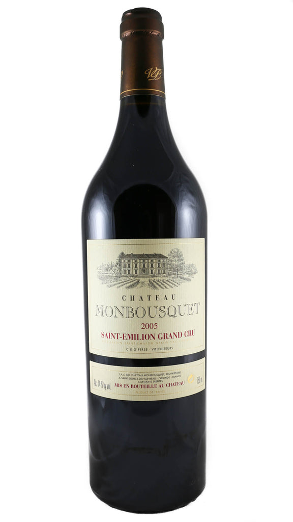 Chateau Monbousquet, Saint-emilion Grand cru