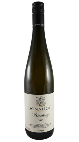Donnhoff, Riesling