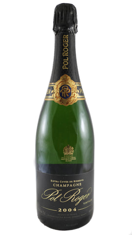 Pol Roger, Extra Cuvee De Reserve Champagne