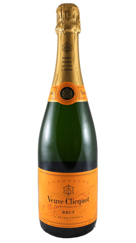 Veuve Clicquot, Champagne Brut (Yellow Label)