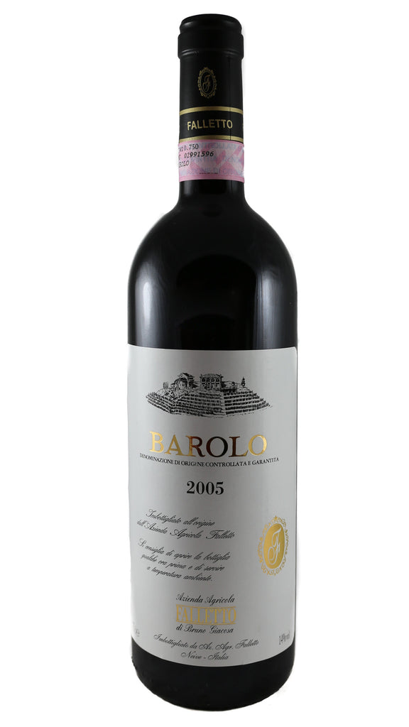 Bruno Giacosa, Barolo, Falletto