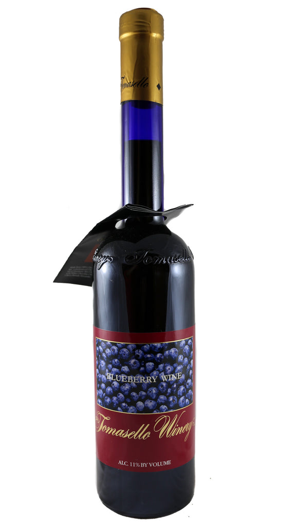 Tomasello Winery, Blueberry Wine