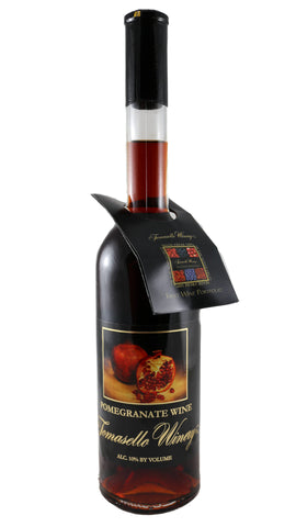 Tomasello Winery, Pomegranate Wine