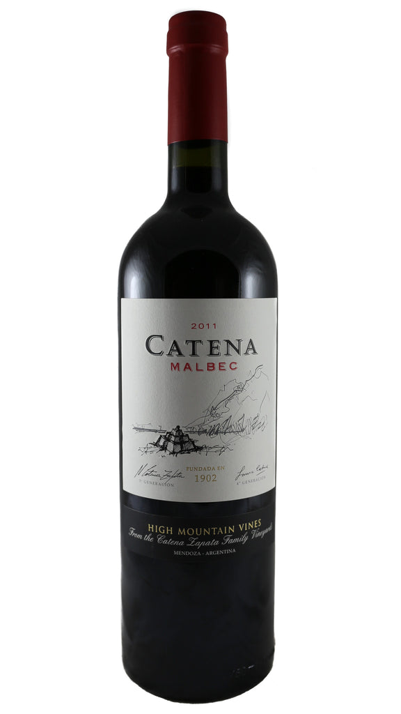 Catena Zapata, Malbec High Mountain Vines