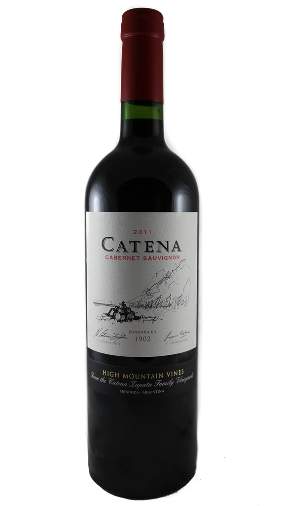 Catena Zapata, Cabernet Sauvignon High Mountain Vines