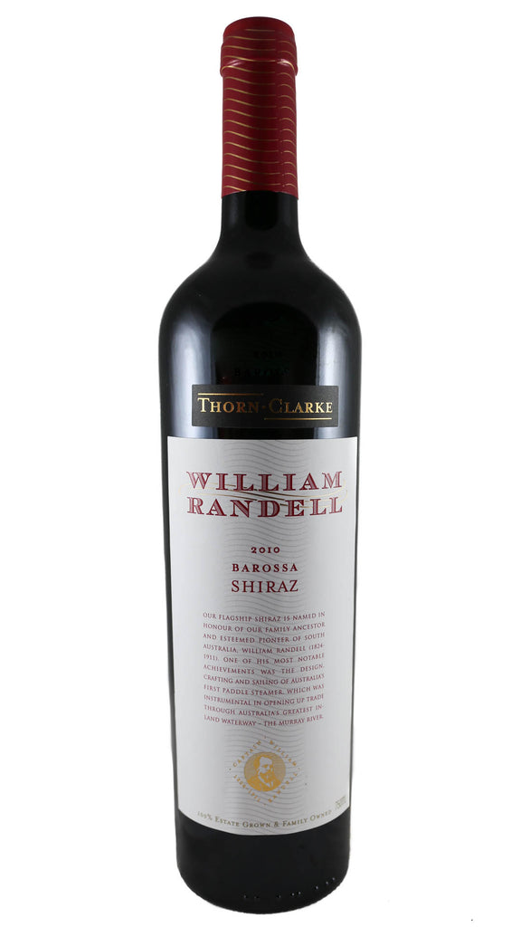 William Randell, Barossa Shiraz