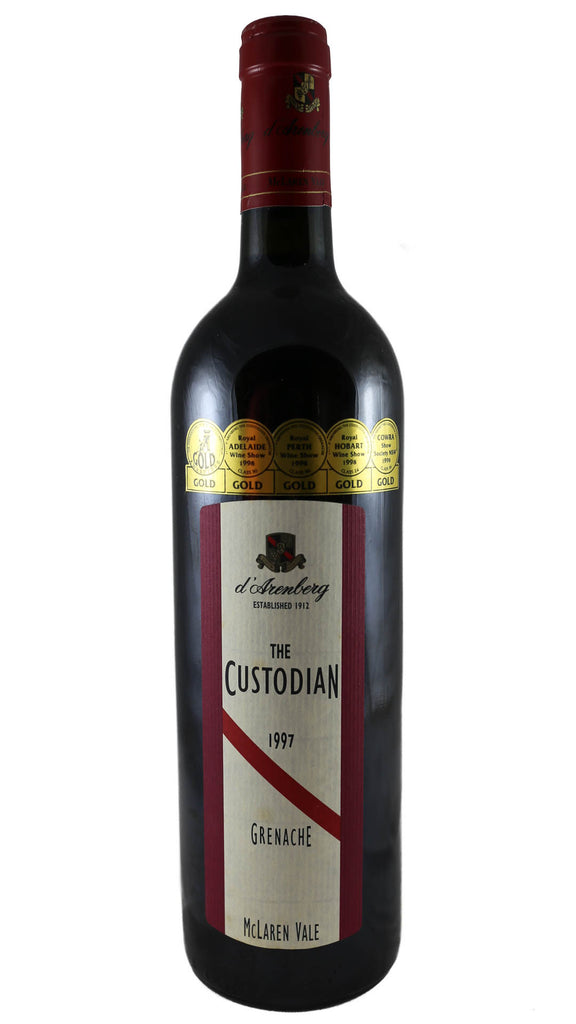 The Custodian, Grenache