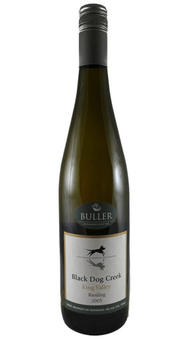 Black Dog Creek, Riesling