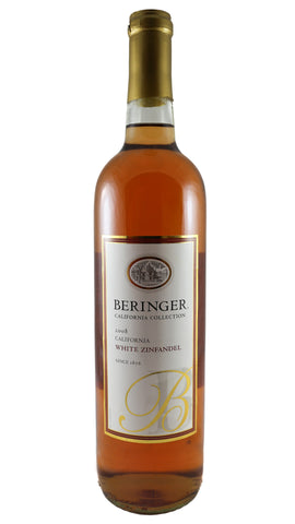Beringer, California Collection White Zinfandel