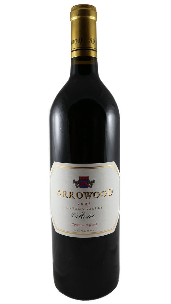 Arrowood, Sonoma Valley, Merlot