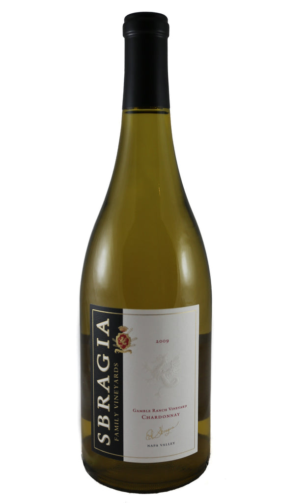 Sbragia Family Vineyards, Gamble Ranch Chardonnay