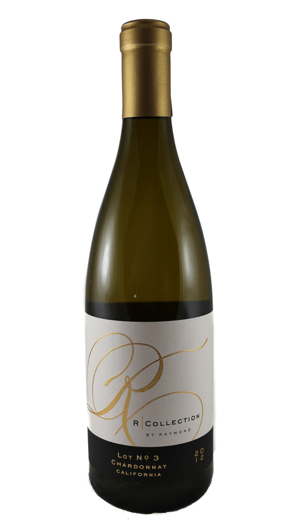 R Collection, Lot No. 3 Chardonnay