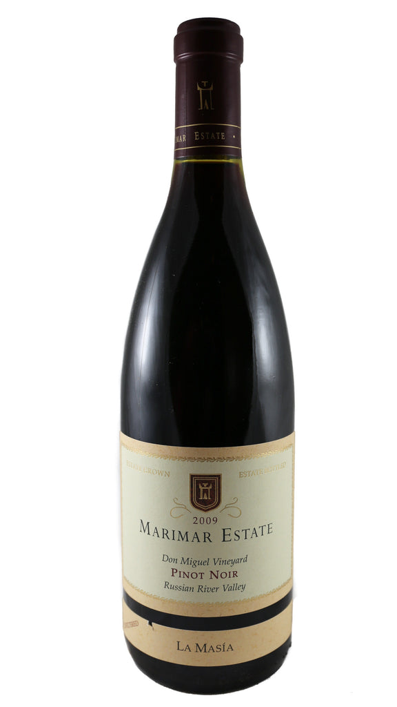 Marimar Estate, Don Miguel Vineyard Pinot Noir
