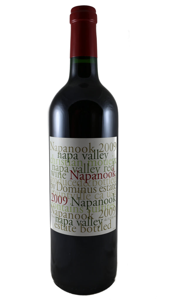 Napanook, Christian Moueix, Napa Valley Red
