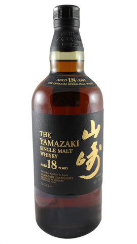 The Yamazaki, Single Malt Whisky (Aged 18 years)